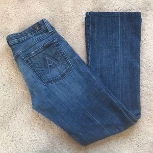 7 For All Mankind A Picket Jeans